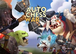 Auto Chess War_fitmods.com