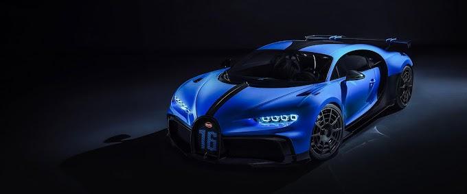 Bugatti Chiron (special edition)