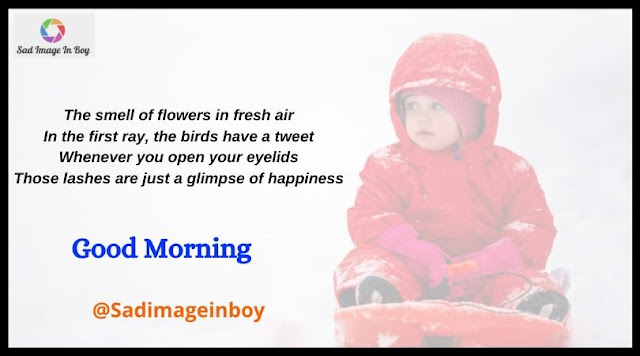 Beautiful Good Morning Baby | cute baby good morning images,  cute baby images hd