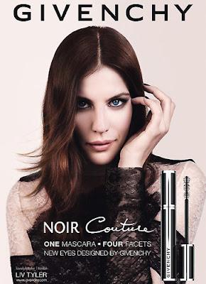 mascara Noir Couture Givenchy Liv Tyler