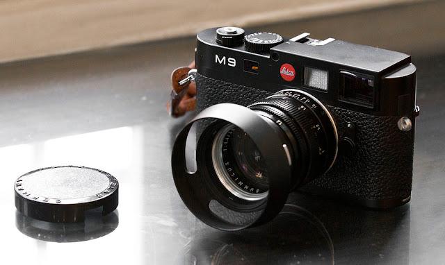 Fotografia della Leica M9
