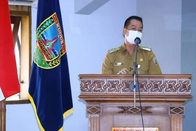 Pemberlakuan PPKM, Plt. Bupati Kudus Tingkatkan Faskes Dan Jogo Tonggo