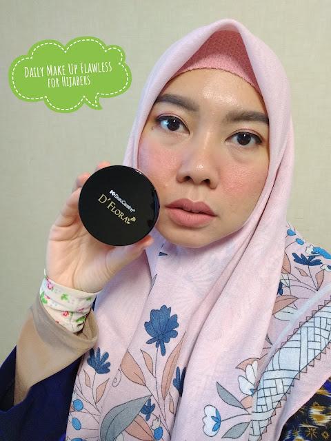 make up flawless korea