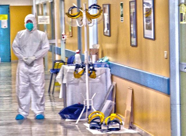 COVID-19. Al Gom dimessi 5 pazienti