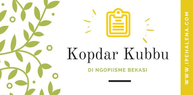 Kopdar Kubbu di Ngopiisme Bekasi