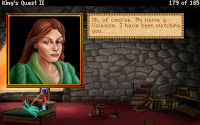 Videojuego King's Quest II - Romancing the Stones