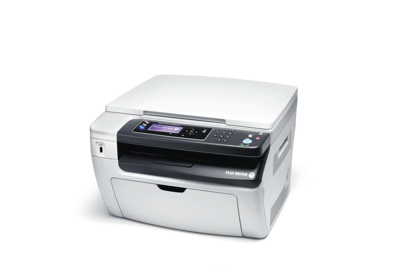 Printer Driver Download: Printer Fuji Xerox DocuPrint M205B Drivers