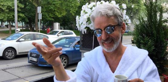 O estranho caso do milionário russo do Instagram que nunca existiu - Boris Bork 1