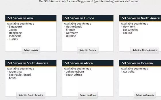 10 Free SSH Sites and How to Create Your Own SSH Premium Account