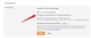 cara mengatasi url not found saat tanpa www