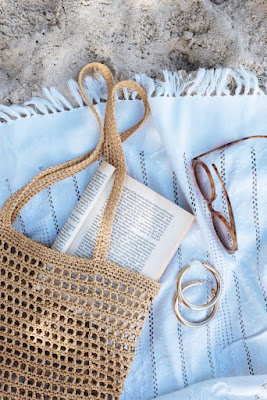How to Crochet Bag Easy Market Tote