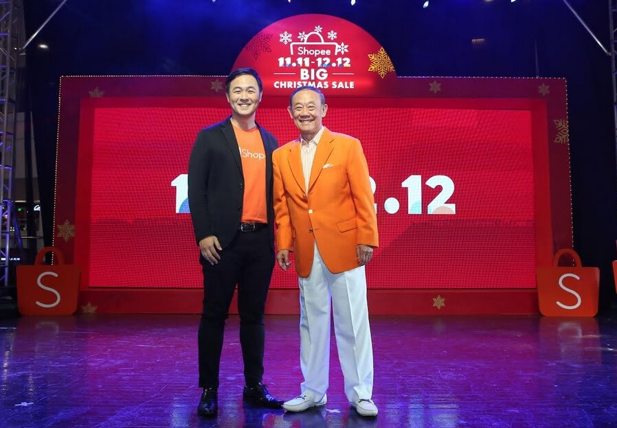 Shopee Announces 11.11-12.12 Big Christmas Sale, Jose Mari Chan as Ambassador