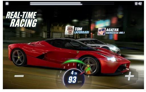 CSR Racing 2 Mod Apk V2.9.0 + Obb Data With Unlimited Money