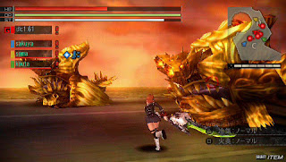 Download God Eater Burst (Japan) Game PSP For ANDROID - www.pollogames.com