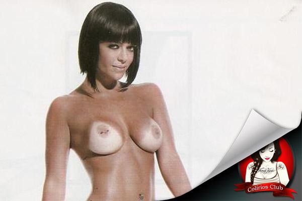 Valentina Francavilla nua pelada