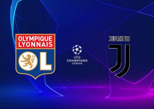 Olympique Lyonnais vs Juventus -Highlights 26 February 2020