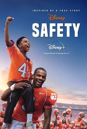 Safety (Web-DL 720p Dual Latino / Ingles) (2020)