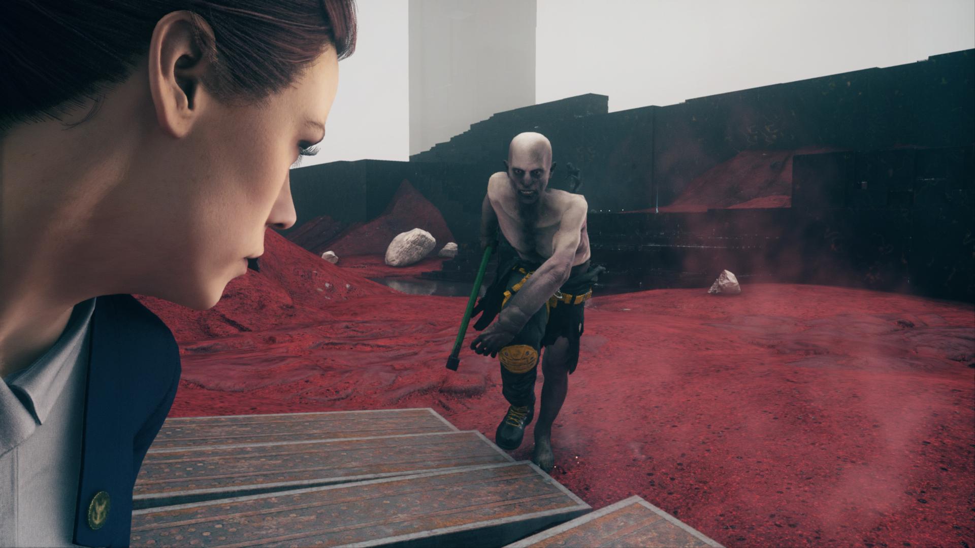 Una de las nuevas clases de enemigos usará picos para atacarnos, además de que pueden moverse a gran velocidad