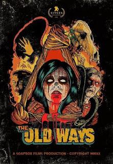 The Old Ways [2021] [CUSTOM HD] [DVDR] [NTSC] [Latino]