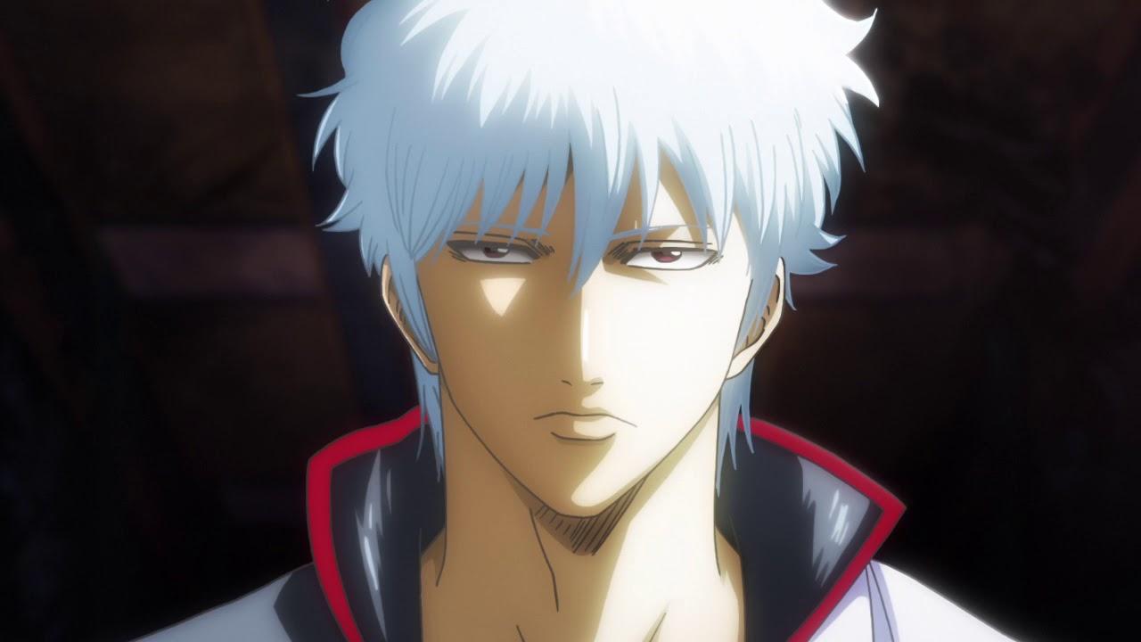 Gintoki z filmu Gintama 2020