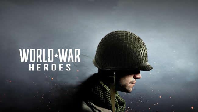 World war heroes apk obb