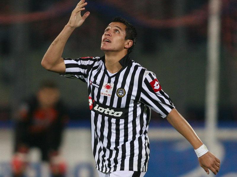"""Descargar Dibujos De Alexis Sanches: Alexis Sanchez Udinese """"Best Player 2011"""""""