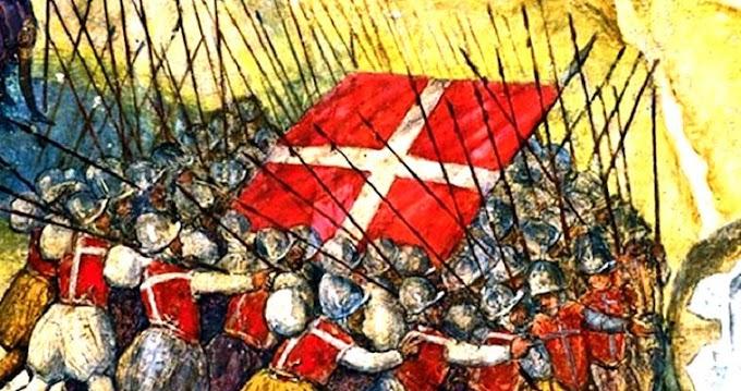 """Μάλτα 1565: Ο Έλληνας ιππότης που """"έκοβε"""" Τούρκους! Με το σπαθί, σαν τον άνεμο"""
