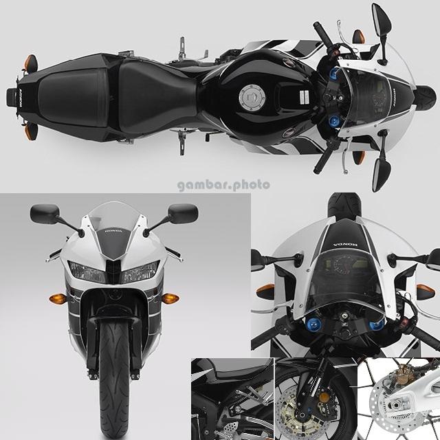 Foto Honda CBR600RR