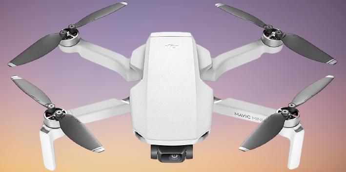 DJI Mavic Mini - Best Drone With 2.7K Camera