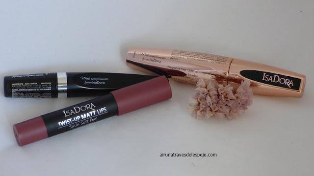 maquillaje isadora