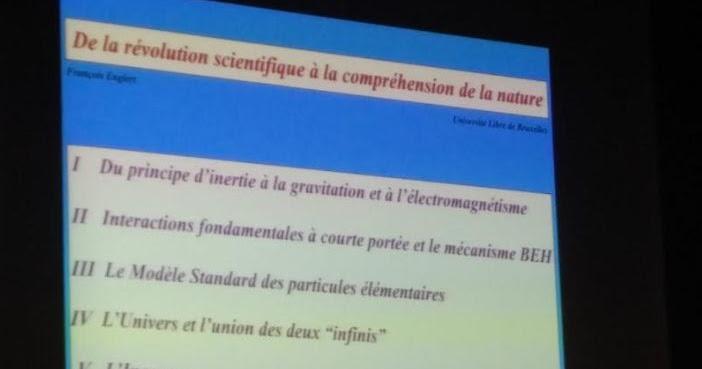 François Englert Nobel Prize in Physics