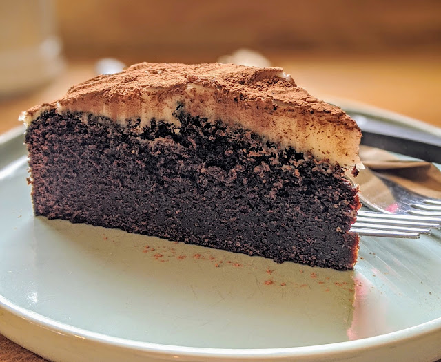 Hidden Gems Dublin: Guinness Cake at Proper Order in Smithfield