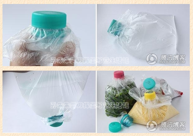 Удобные способы хранения продуктов - идеи http://prazdnichnymir.ru/