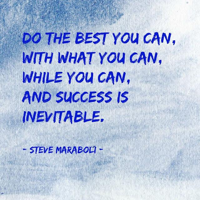 citazione fai del tuo meglio