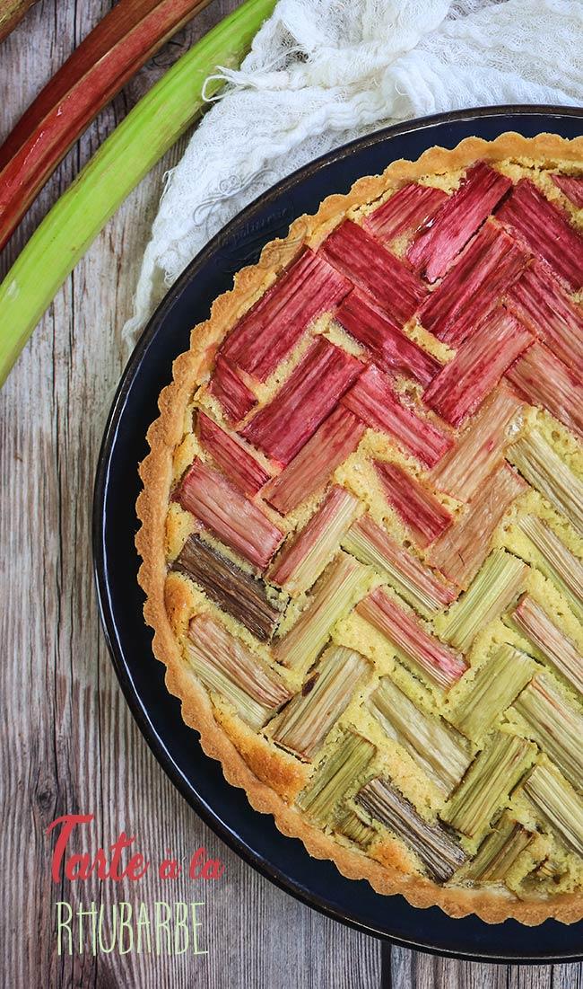 recette-tarte-rhubarbe