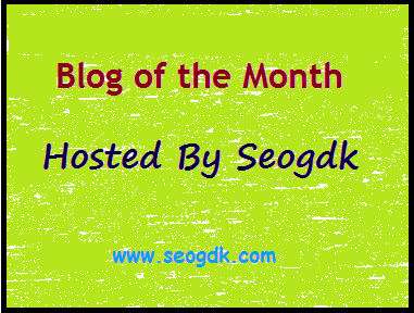 Blog of the Month Series