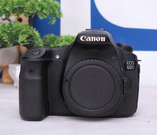 Jual Canon EOS 60D Body Bekas
