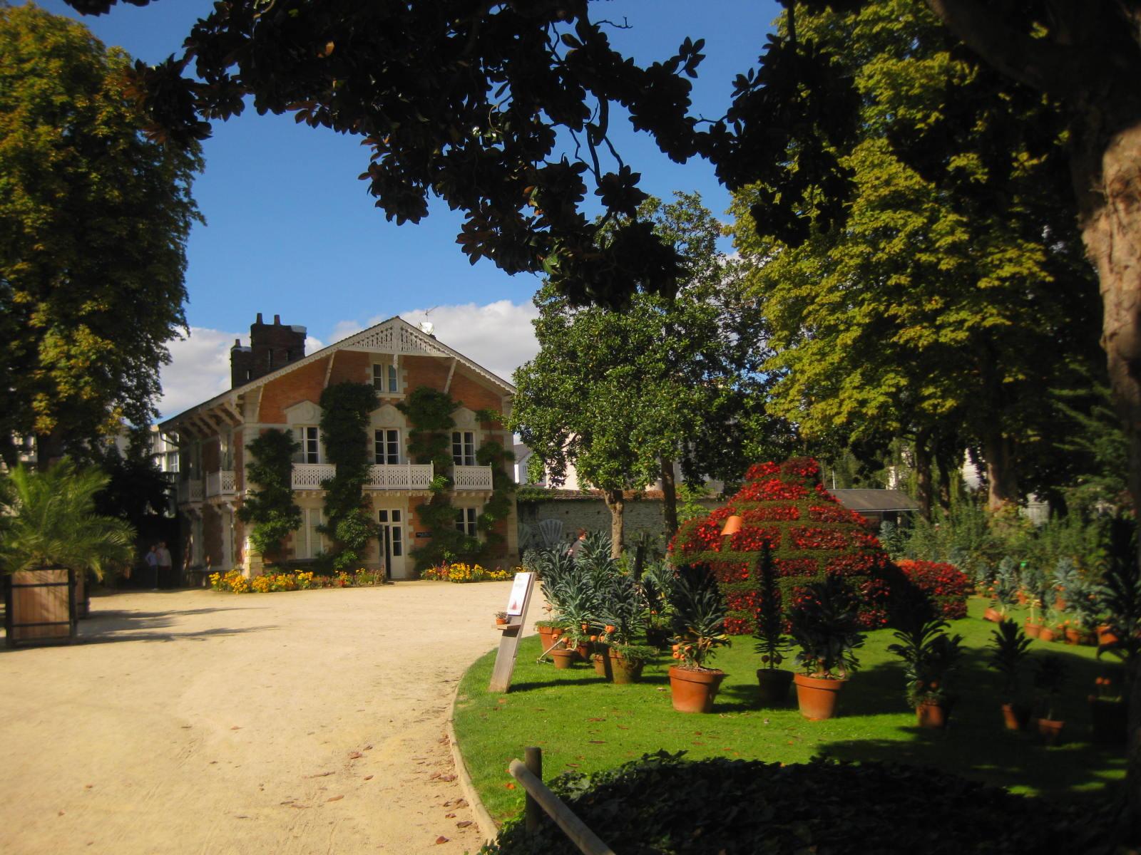 Blog de nantes septembre 2016 for Jardin des 5 sens nantes