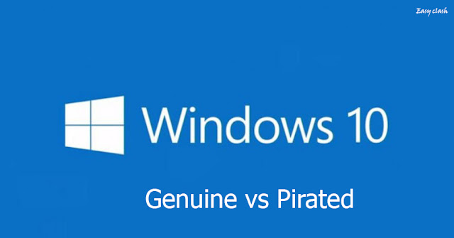 HOW TO FIND WINDOWS IS GENUINE OR PIRATED