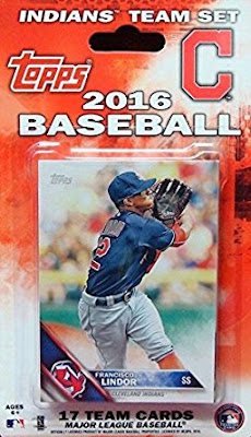 Factory sealed Topps Cleveland Indians baseball card pack. Factory sealed.