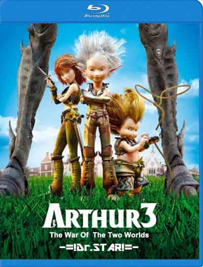 Arthur 3 2010 720p 900MB BRRip Dual Audio