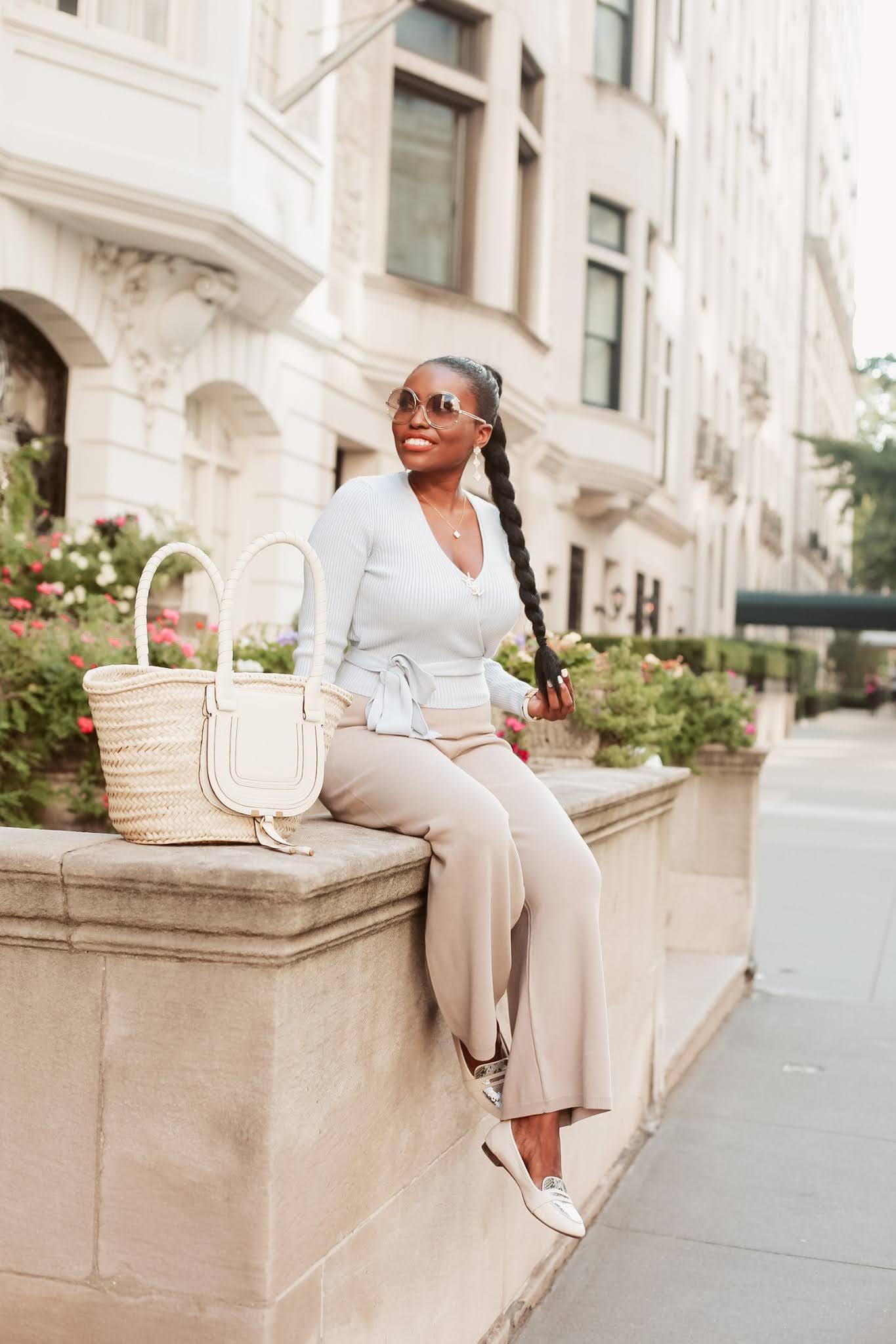 Chic Loungewear from Zara