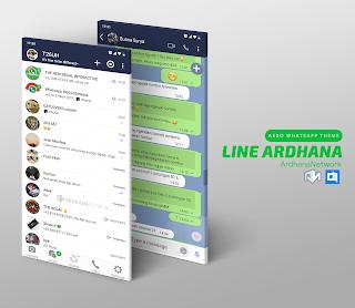 Line Ardhana