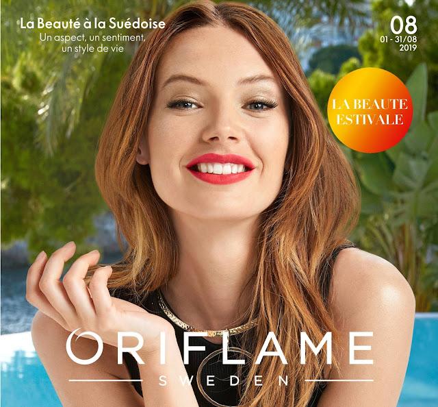mini catalogue oriflame algerie aout 2019