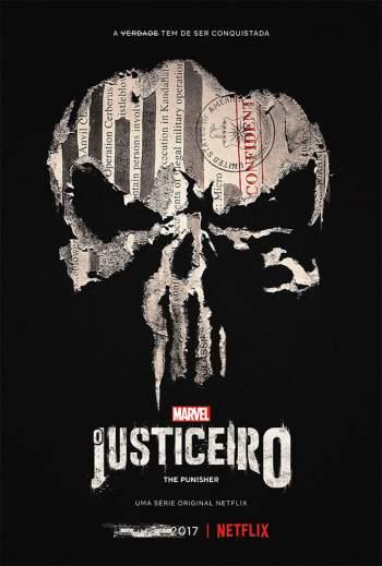 Marvel: O Justiceiro 1ª Temporada Torrent – WEB-DL 720p/1080p Dual Áudio