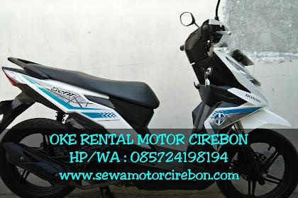 SEWA MOTOR MAJALENGKA II OKE RENTAL MOTOR