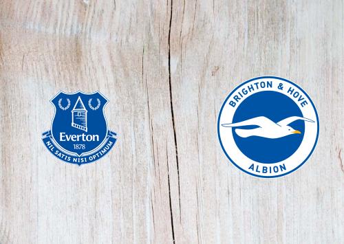 Everton vs Brighton & Hove Albion -Highlights 11 January 2020