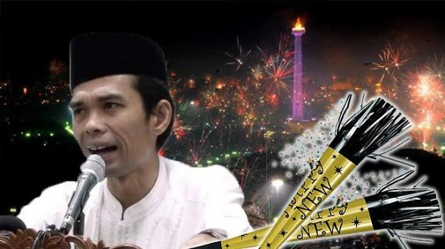 Larang Umat Islam Tiup Terompet saat Tahun Baru, UAS: Itu Tradisi Yahudi