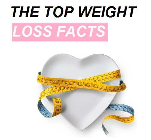 the top weight loss facts
