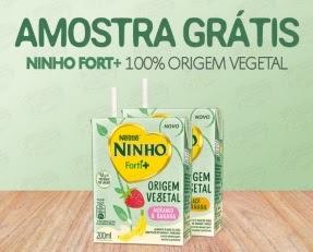 Experimente Grátis Ninho Forti+ Vegetal Origem